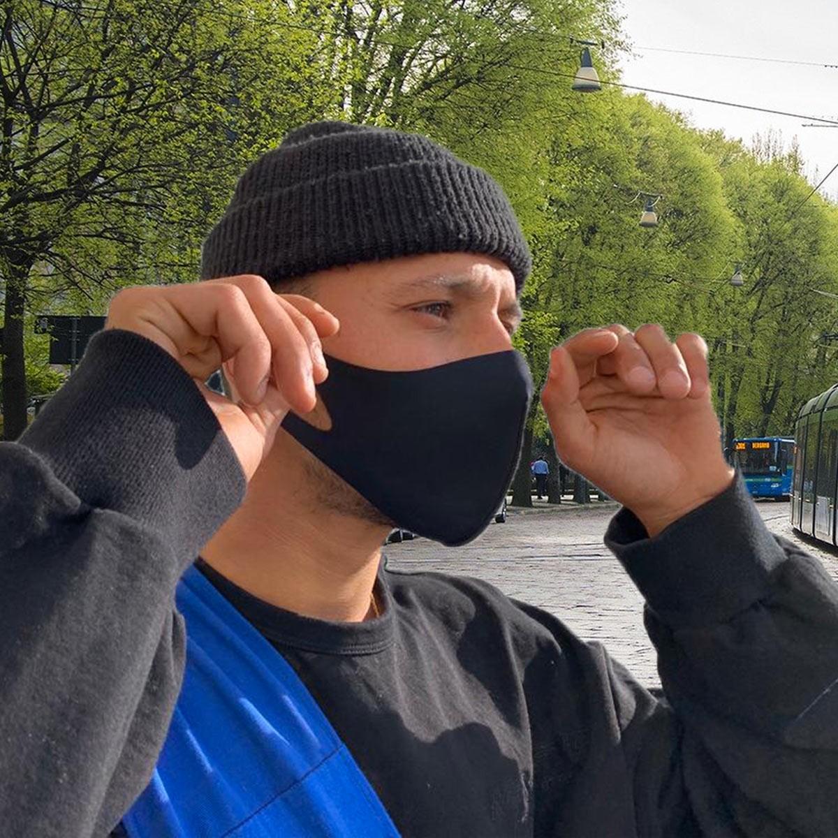 AirGill © antiviraal masker
